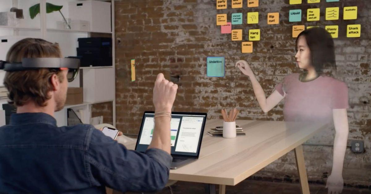Spatial, il FaceTime in VR, diventa gratuito e minaccia Zoom