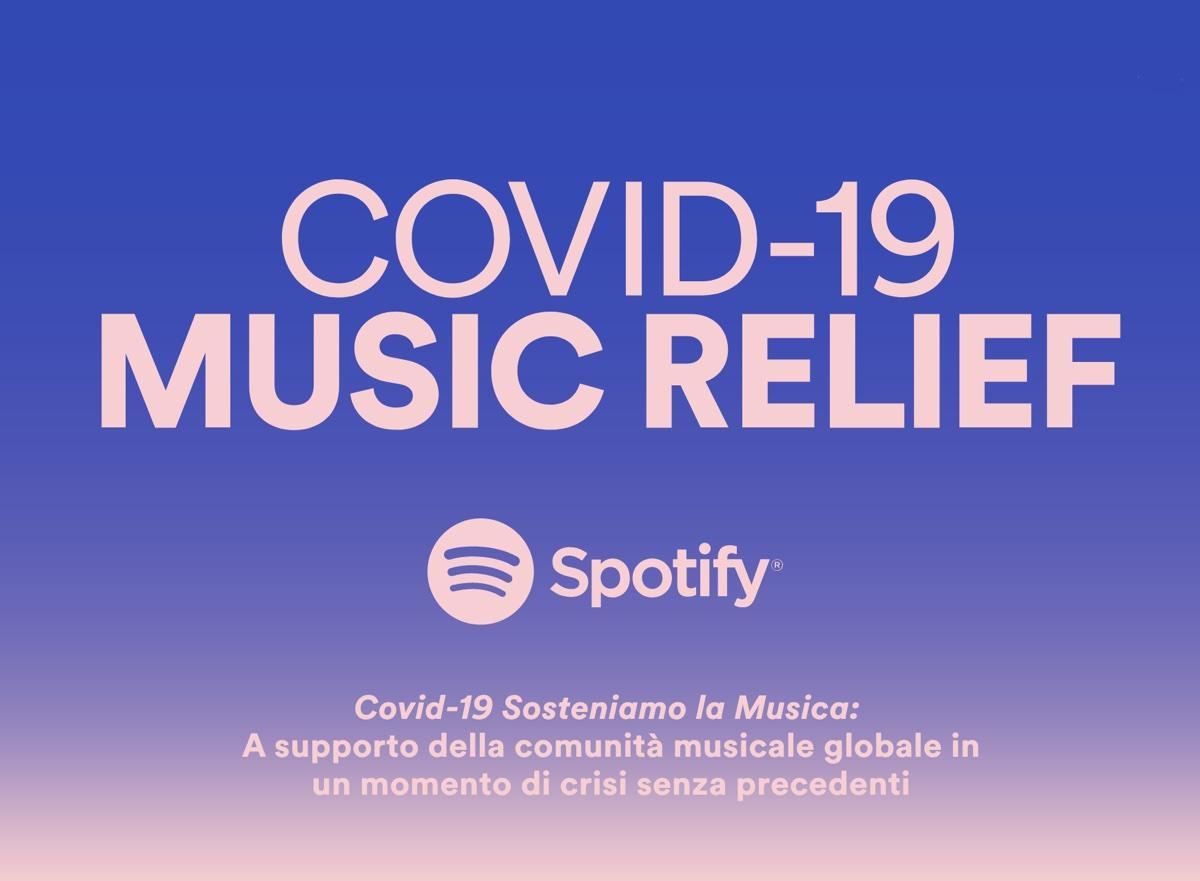 Spotify Music Innovation Hub sostiene l'industria musicale italiana