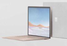 Microsoft riparerà gratis gli schermi incrinati di Surface Laptop 3