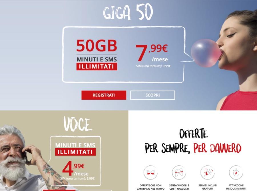 Iliad avanza in Italia: oltre 5,8 milioni di utenti, ricavi in crescita