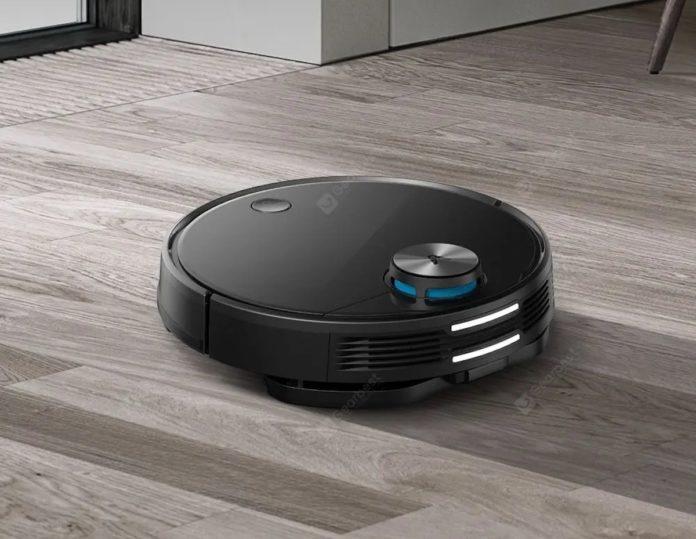 VIOMI V3, in pre ordine con sconto di oltre 100 euro l'aspirapolvere robot con sistema di navigazione laser