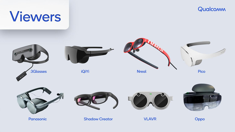 I visori di super realtà aumentata Qualcomm XR arrivano nel 2021