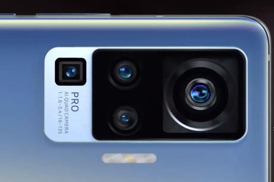 Vivo X50 Pro, lo smartphone con il gimbal a bordo