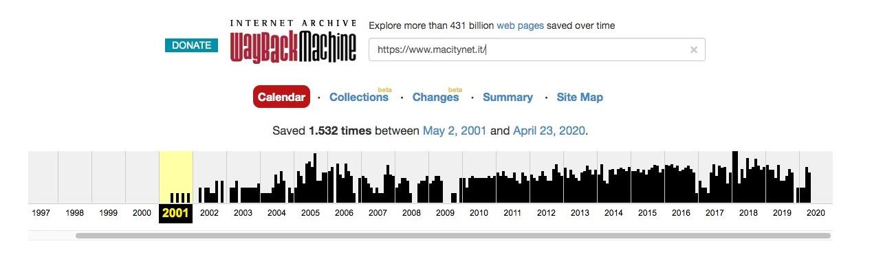 """Nuove frontiere del complotto: diffondere bufale e """"contenuti zombie"""" con Wayback Machine"""