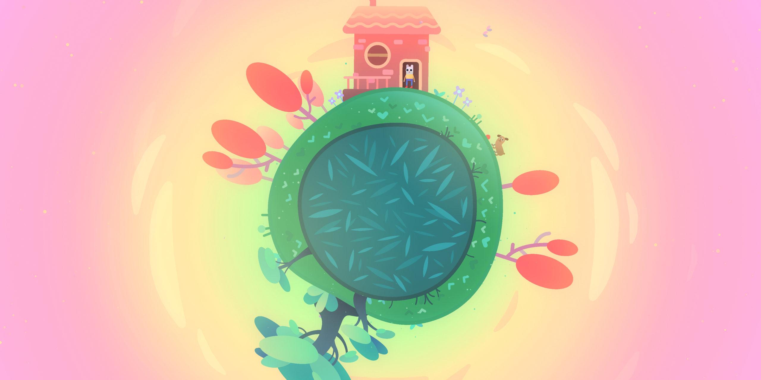 Winding Worlds, una piccola perla rara su Apple Arcade