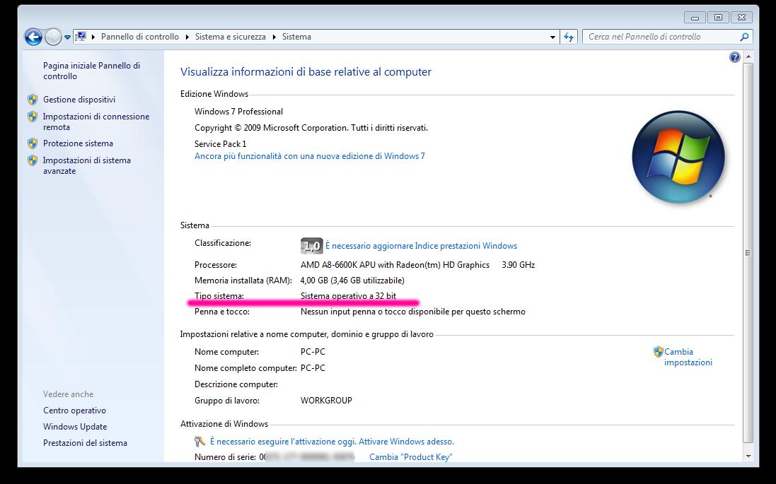 Microsoft comincia a dire addio a Windows 10 a 32 bit