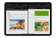 Word e PowerPoint per iPad ora consentono di aprire due documenti affiancati