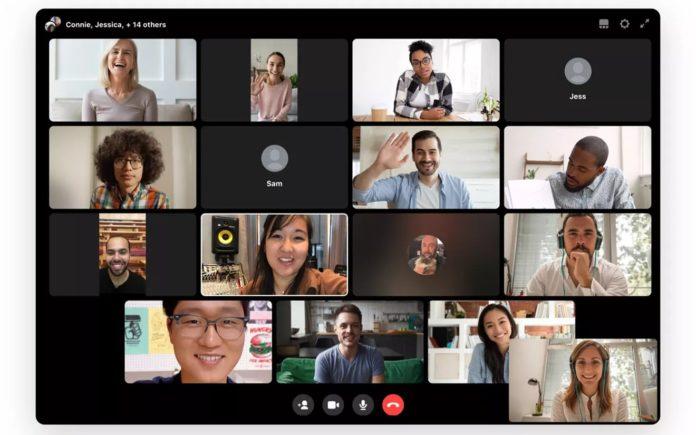 Facebook crea Workplace Rooms per videochiamate professionali