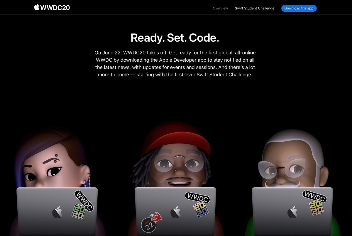 Apple WWDC20, la conferenza virtuale degli sviluppatori inizia il 22 giugno