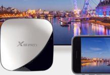X88 Pro, il box TV Android con 4K, dual band WiFi e 64 GB di ROM in offera a 44,99 euro