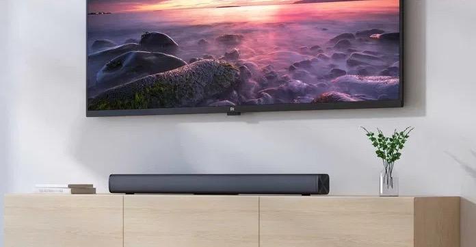 Xiaomi lancia la Redmi TV Sound Bar da appena 26 euro