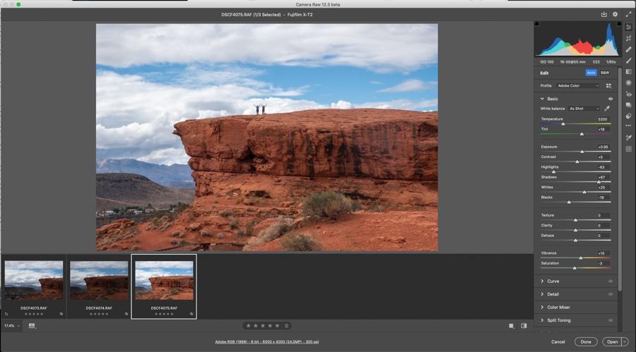 Adobe Photoshop desktop