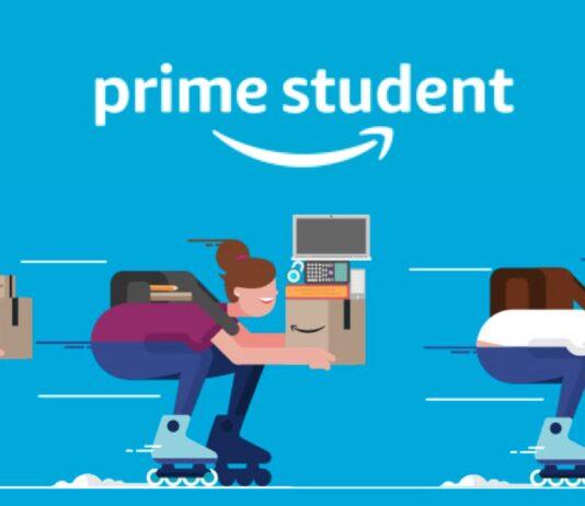 Amazon regala 10 euro di sconto ai nuovi iscritti a Prime Student