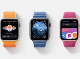 Tutto su watchOS 7, caratteristiche, funzioni e data di rilascio