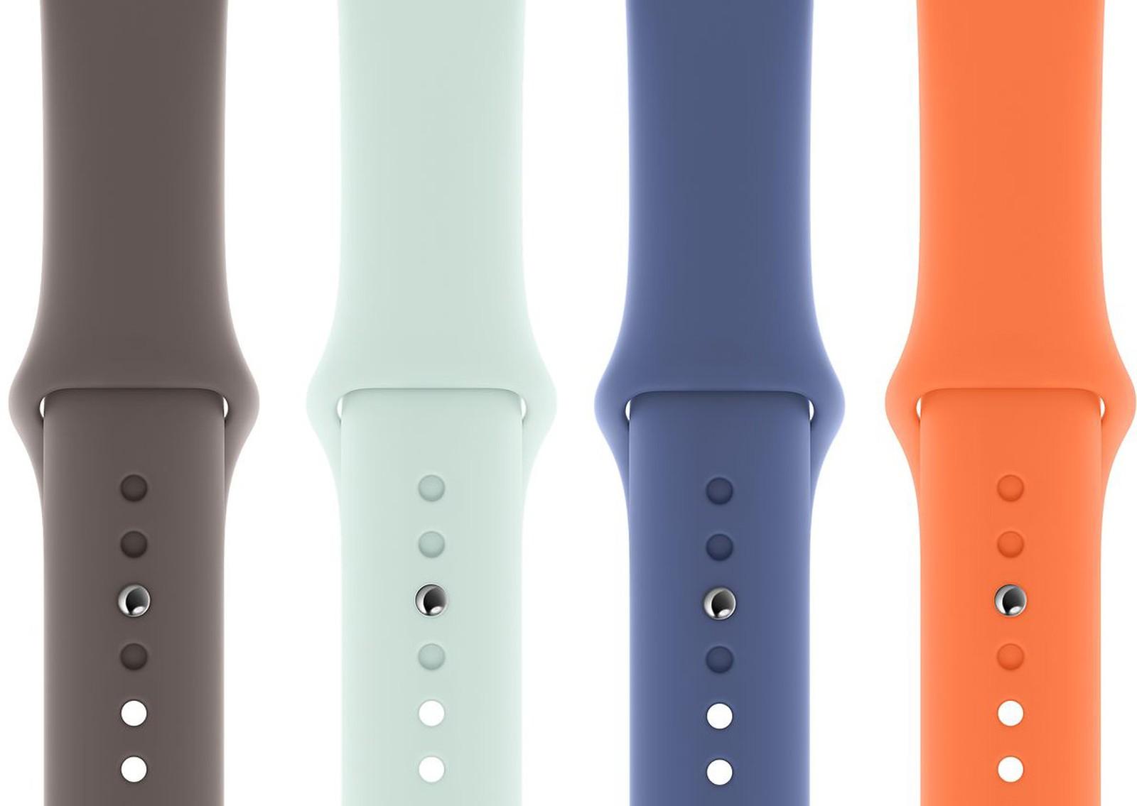 Apple, nuove custodie per iPhone e nuovi cinturini per Apple Watch