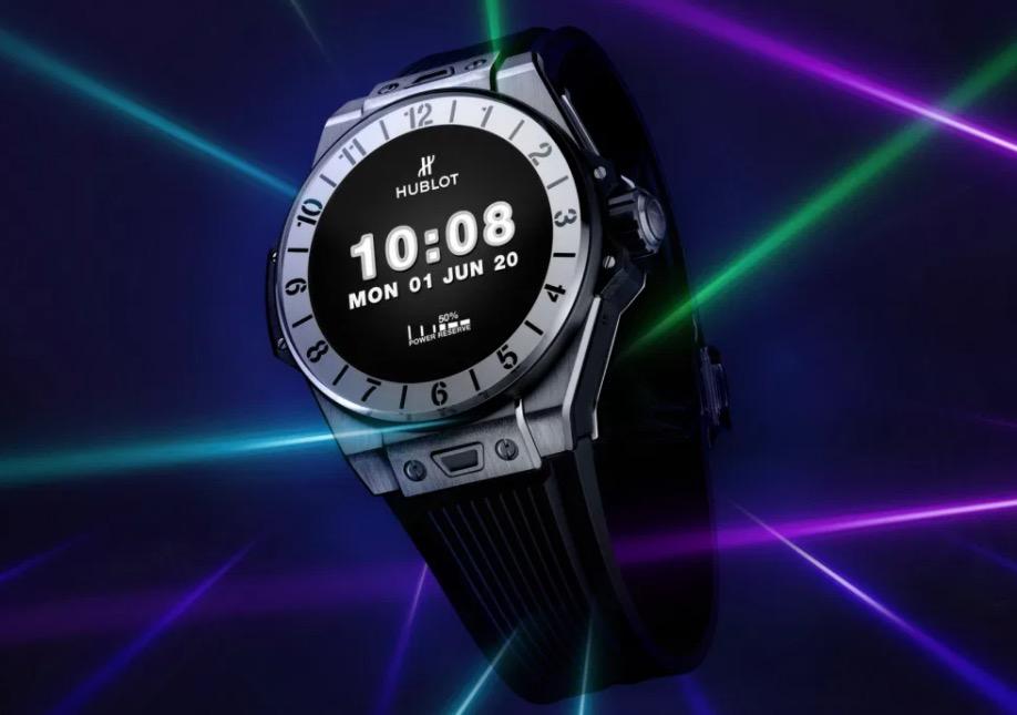 E' WearOS lo smartwatch di lusso Wear OS alimenta lo smartwatch di lusso Hublot