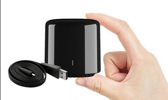 BroadLink BestCon RM4C mini, il telecomando W-Fi universale per una casa smart a soli 11 €