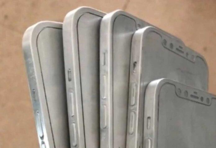 Ecco i presunti calchi degli iPhone 12