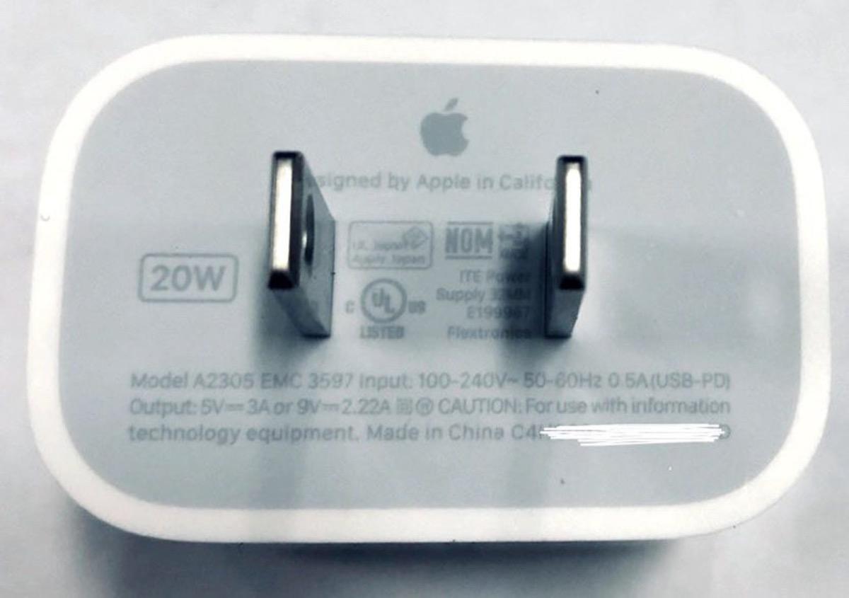 iphone 12 20w