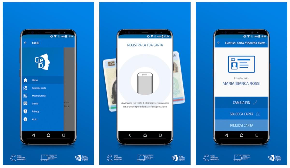 Ios Cartina Geografica.Con L App Cieid La Carta Di Identita Elettronica Sbarca Su Iphone Macitynet It