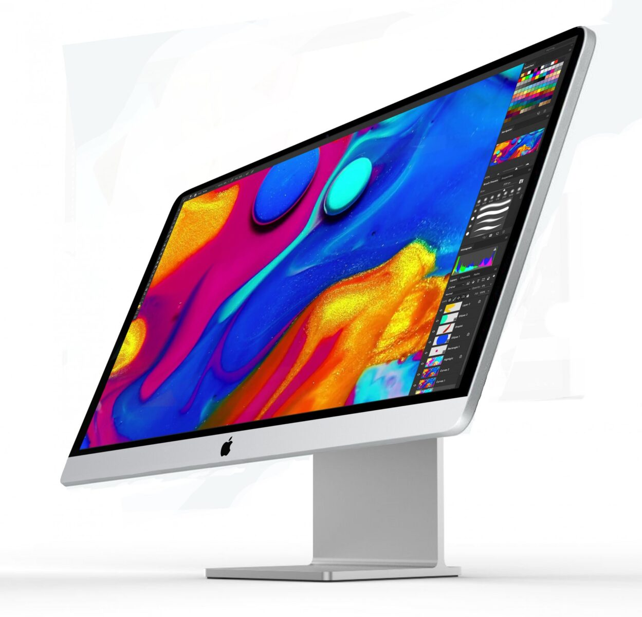 iMac 2020 con nuovo design potrebbe essere così
