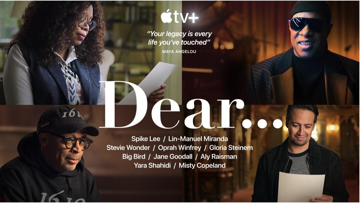 Dear, su Apple TV+ la nuova serie di documentari Apple