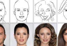 Con DeepFaceDrawing lo schizzo di un volto diventa una fotografia realistica