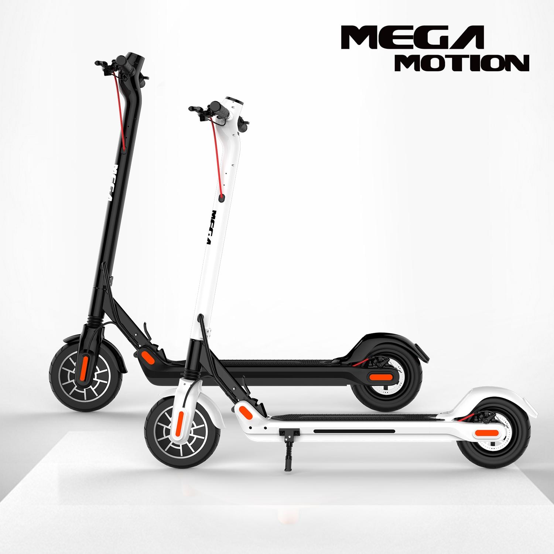 Mega M5, il monopattino elettrico con motore da 300 W in offerta a 353 euro