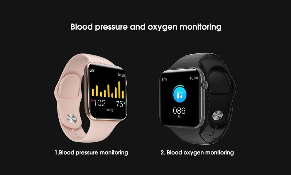 Elephone W6, lo smartwatch clone di Apple Watch che dura 15 giorni e costa solo 29 euro