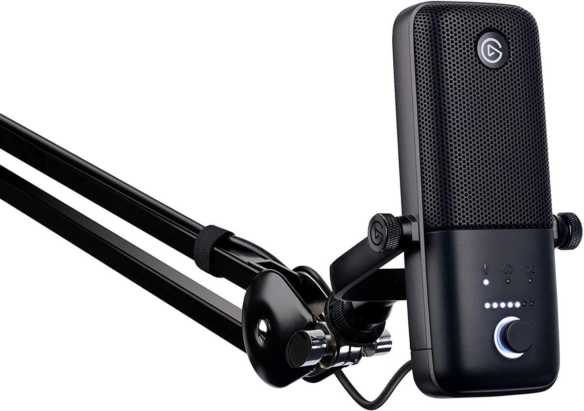 Sfida agli Yeti di Blue Microphones, arrivano due microfoni Elgato Wave