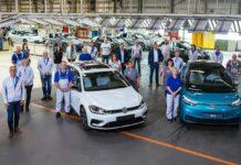 La fabbrica Volkswagen di Zwickau produrrà solo auto elettriche