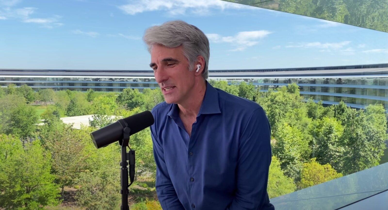 Craigh Federighi risponde alle domande di MKBHD su macOS Big Sure, iOS 14 e iPad