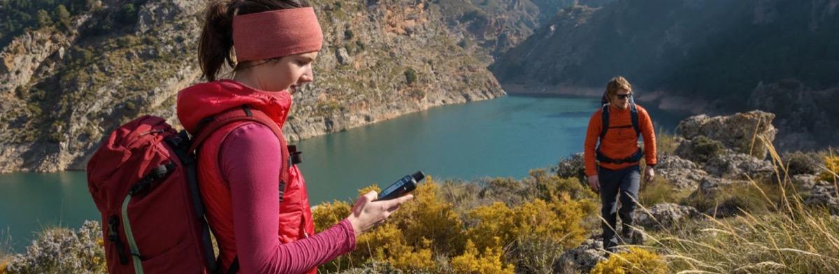 Con Garmin inReach Mini messaggiate anche nei luoghi più remoti (e offline) del pianeta