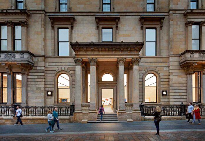 Proteste antirazziste: Apple cambia il nome dello store di Glasgow a Buchanan Street