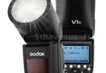 Godox V1C, il flash E-TTL per fotocamere Canon con batteria ricaricabile
