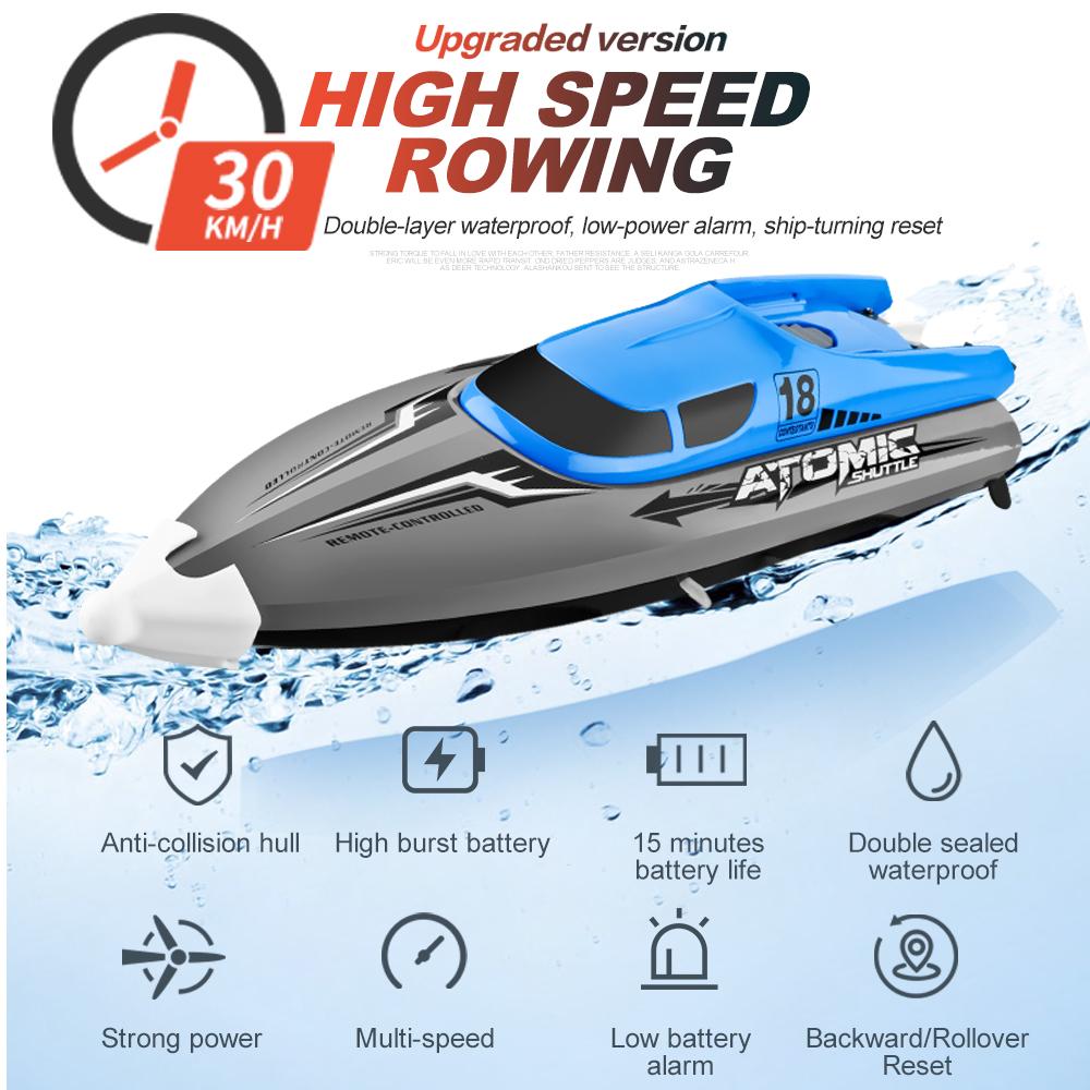 Droni e barche RC in offerta per divertirsi in estate