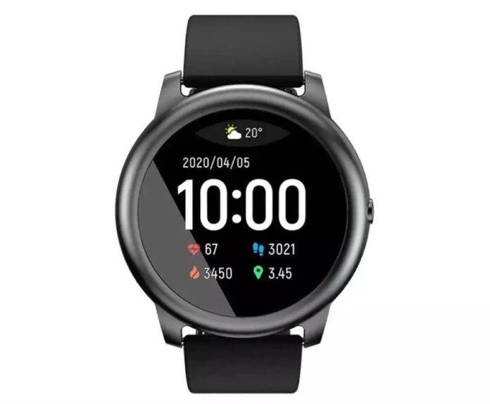 Haylou Solar, l'elegante smart watch di Xiaomi Youpin in offerta a soli 30 euro con coupon