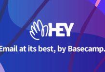 """Apple ha approvato l'app di posta elettronica Basecamp """"Hey"""""""