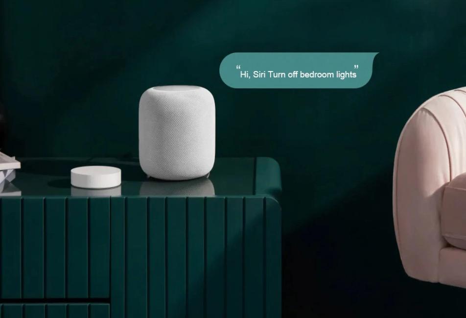 Hub Xiaomi Mijia ZigBee 3.0 compatibile con HomeKit, per il controllo degli accessori smart home bastano 24 euro