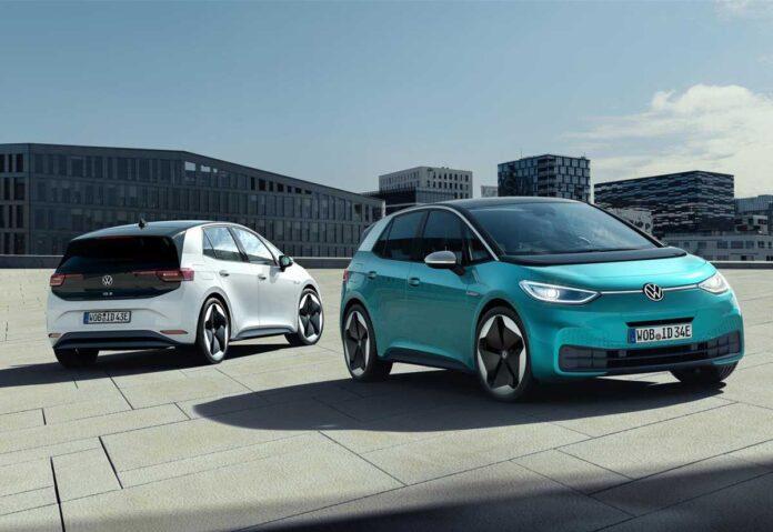 Volkswagen, ID.3 1ST edition ordinabile in Italia da 37.350 euro