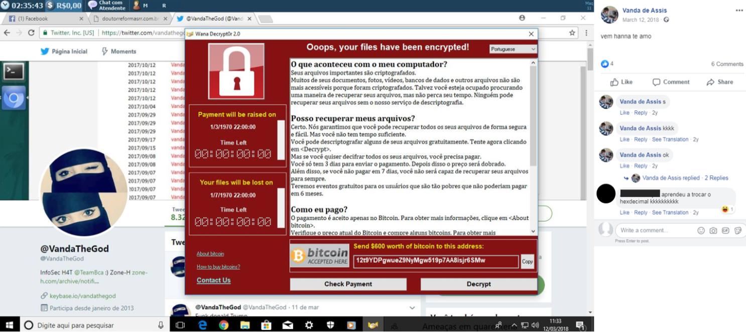 Come si è arrivati allo smascheramento dell'hacker VandaTheGod
