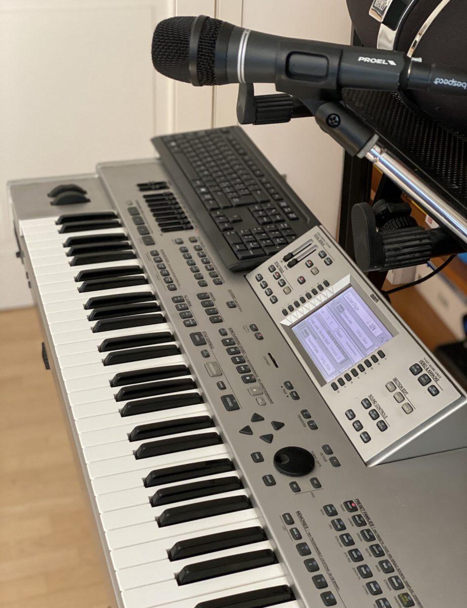 GEM Genesys, Genesis e Retro Keyboarding: la riscoperta di vecchie passioni tra informatica e musica