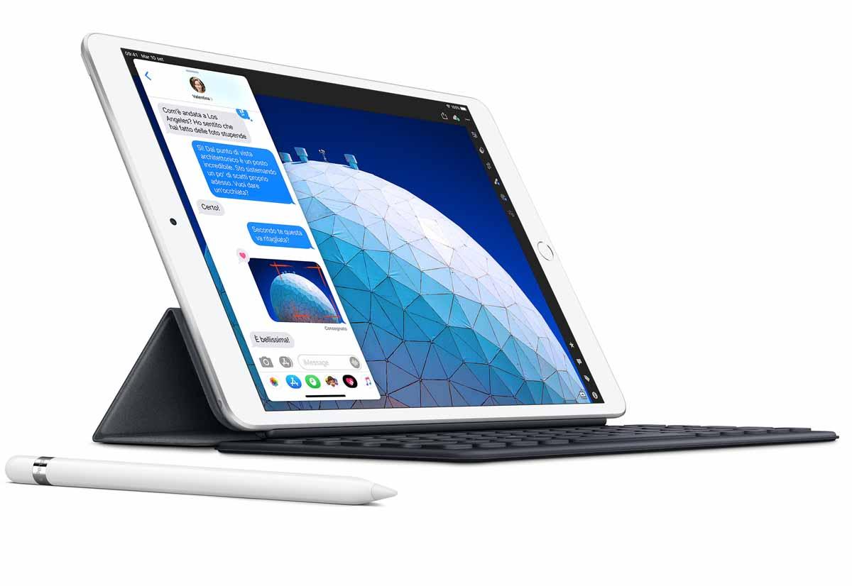 Il futuro iPad Air con la porta USB-C?
