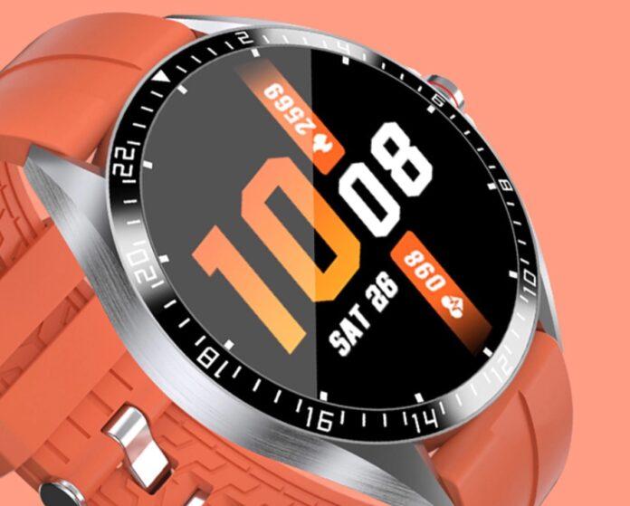 KUMI GW16T, lo smartwatch super-sottile che misura di tutto è scontato del 48%