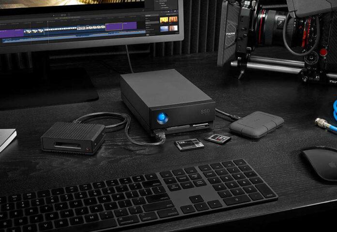LaCie 1big Dock SSD Pro e 1big Dock, versatilità e performance