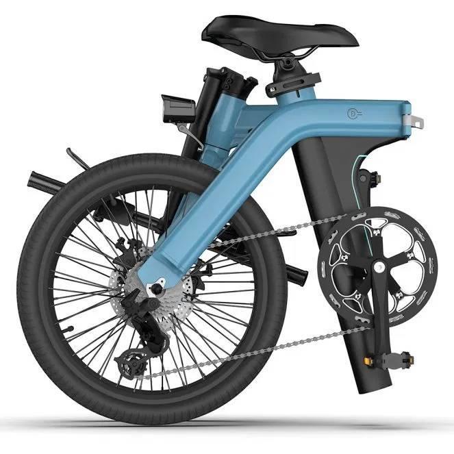 Fiido D11 la bici elettrica con 100 Km di autonomia su Indiegogo