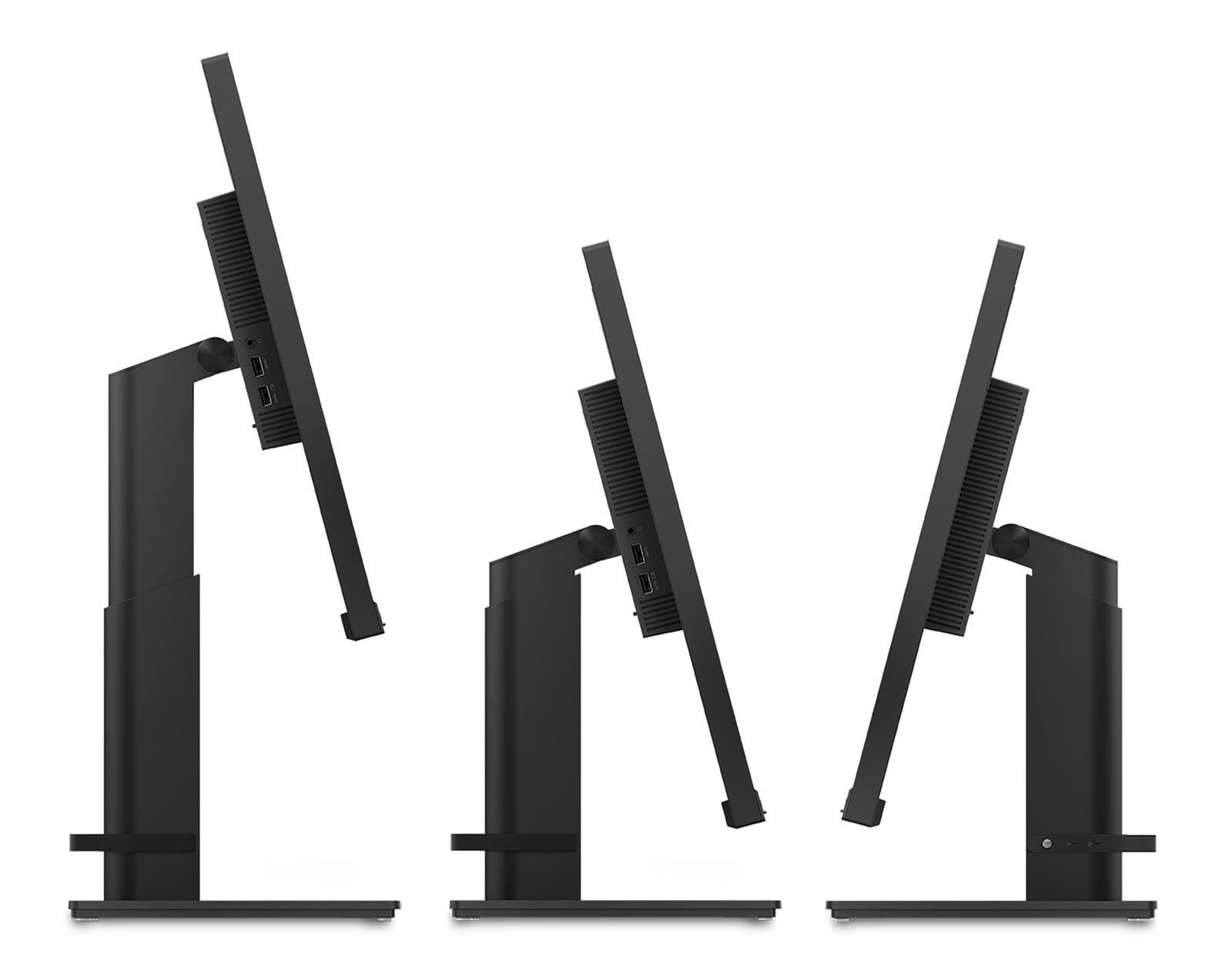 Recensione Lenovo ThinkVision T32P-20, design di qualità in 4K