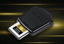 Lexar presenta il lettore di schede CF con USB-C