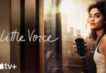 "Ecco il trailer di ""Little Voice"", serie tv drammatica di Apple TV+"