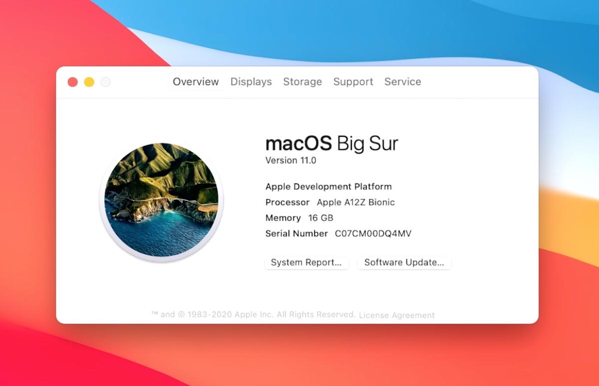 Mac OS: e sono 11, finalmente